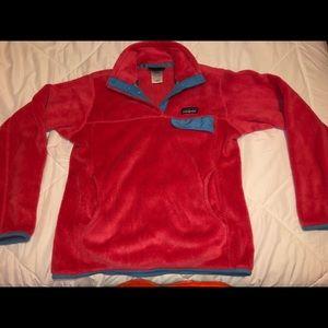 Patagonia re-tool Sweater